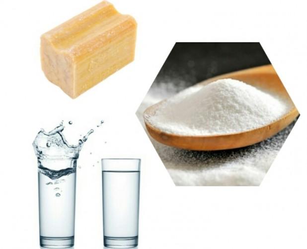 Универсальное чистящее средство из 3 простых ингредиентов!