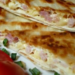 Ёка - бутерброд для вкусного завтрака