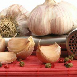 Рецепты с чесноком для иммунитета